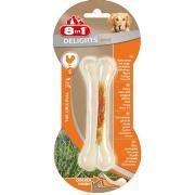 Жевательные кости с куриной мясой внутри для собак весом от 2 до 27 кг