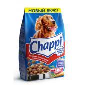 Chappi с говядиной по домашнему с овощами и травами