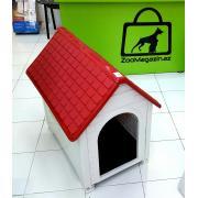 Будка для маленьких и средних собак