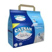 Catsan впитывающий гигиенический наполнитель 5 л