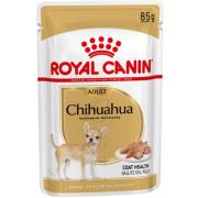 Royal Canin Влажный корм для собак породы Чихуахуа в возрасте с 8 месяцев, 85 г