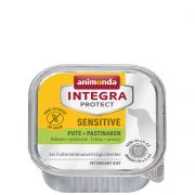Animonda Integra Protect Intestinal влажный корм для взрослых собак при пищевой аллергии с индейкой.