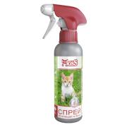 Ms.Kiss спрей от блох и клещей для кошек