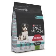 Pro Plan Medium Puppy для щенков средних пород с ягнёнком (целый мешок 12 кг)