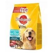 Pedigree для взрослых собак всех пород с говядиной