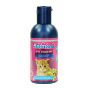 Чистюля шампунь с зверобоем для котят, 240 мл