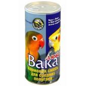 Вака люкс кормовая смесь для средних попугаев
