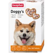 Beaphar Doggy's кормовая добавка с биотином, таурином, протеином для собак, 180 таблеток