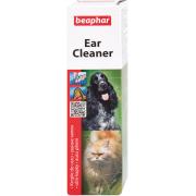 Beaphar Ear Cleaner профилактическое средство для чистки ушей, 50 мл