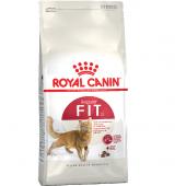 Royal Canin Fit 32 сухой корм для взрослых кошек и котов в возрасте от 1 года до 7 лет (целый мешок 15 кг)