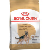 Royal Canin German Shepherd Adult сухой корм для немецких овчарок старше 15 месяцев (целый мешок 11 кг)
