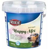 Trixie Happy Mix лакомства для собак с курицей,бараниной и лососем