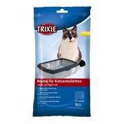 Trixie пакеты уборочные для кошачьих туалетов, размер L: 46 x 59 см, 10 шт.