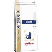 Royal Canin Renal RSF 26 Feline диетический корм для взрослых кошек с хронической почечной недостаточностью (целый мешок 4 кг)