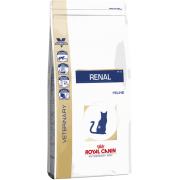 Royal Canin Renal RSF 26 Feline диетический корм для взрослых кошек с хронической почечной недостаточностью (на развес)