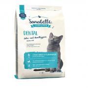 Bosch Sanabelle Dental сухой корм для кошек для профилактики заболеваний зубной системы (целый мешок 2 кг)