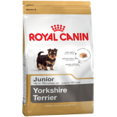 Royal Canin Yorkshire Terrier Junior сухой корм для щенков породы йоркширский терьер