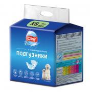 Подгузники для собак и кошек 2-4 кг размер XS (11 шт.)