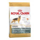 Royal Canin German Shepherd Adult сухой корм для немецких овчарок старше 15 месяцев (целый мешок 12 кг)