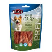 Trixie лакомство для собак Omega Stripes с цыпленком