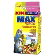 KIKI MAX зерновой витаминизированный корм для волнистых попугаев, 500 г