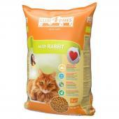 Club 4 paws сухой корм для взрослых кошек с кроликом (целый мешок 11 кг)
