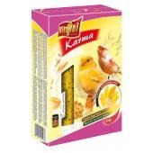 Яичный желтый корм для канареек, улучшающий окраску