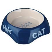 Trixie керамическая миска для кошек 0,25 л/ 12 см
