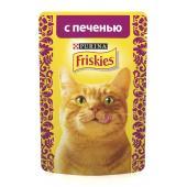 Friskies с печенью