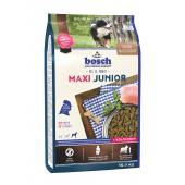 Bosch Maxi Junior сухой корм для щенков гигантских и крупных пород с мясом домашней птицы (целый мешок 15 кг)