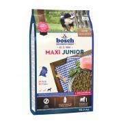 Bosch Maxi Junior сухой корм для щенков гигантских и крупных пород с мясом домашней птицы (на развес)
