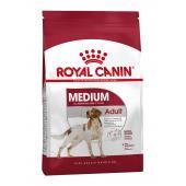 Royal Canin Medium Adult сухой корм для собак средних пород с 12 месяцев до 7 лет (целый мешок 15 кг)