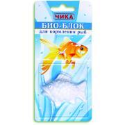Био-блок для кормления рыб