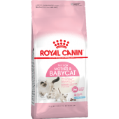 Royal Canin Mother&Babycat сухой корм для котят в возрасте от 1 до 4 месяцев, а так же для кошек в период беременности (целый мешок 10 кг)