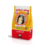 Ortin Econom Nutri-Dog Mantenimiento корм для взрослых собак всех пород с мясом (целый мешок 20 кг)