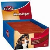 Trixie палочка для собак с говядиной, 17 см