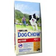 Dog Chow корм для собак старше 1 года с курицей (целый мешок 14 кг)