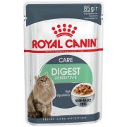 Royal Canin Digest Sensetive влажный корм для кошек с чувствительным пищеварением, 85 г
