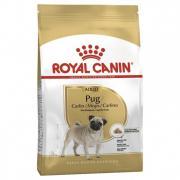 Royal Canin Pug Adult сухой корм для собак породы мопс от 10 месяцев (целый мешок 1.5 кг)