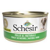 Schesir для взрослых собак с курицей в соусе, 85 г
