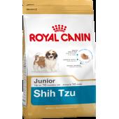 Royal Canin Shih Tzu Junior сухой корм для щенков породы Ши-Тцу