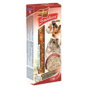 Smakers (колосок) с попкорном для грызунов и кролика 2 шт.