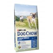 Dog Chow корм для собак крупных пород старше 2 лет с индейкой (на развес)