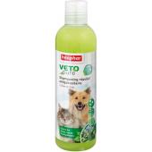 Beaphar Veto Pure натуральный шампунь от блох и клещей для кошек и собак, 250 мл