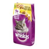 Whiskas аппетитное ассорти с нежным паштетом, курицей  и индейкой 1.9 кг