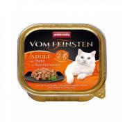 Vom Feinsten консервы  без зерновых добавок с индейкой,говядиной и морковью
