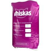 Whiskas аппетитное ассорти с нежным паштетом, говядиной, ягненком и кроликом (целый мешок 5 кг)