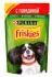 Friskies влажный корм для собак с говядиной, 85 г
